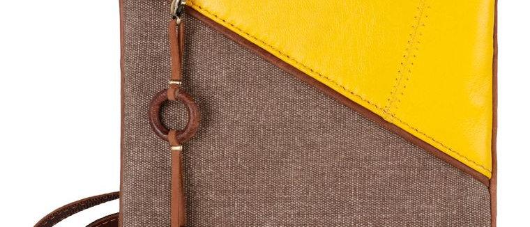 Honey Funk - Upcycled Genuine Leather