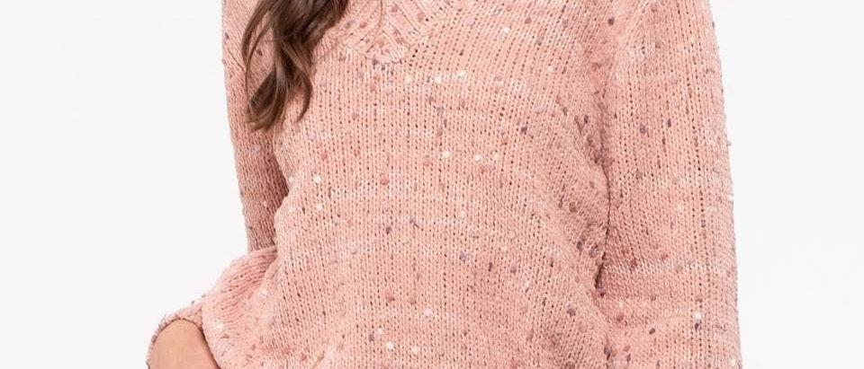 Bethany Knit Confetti Sweater