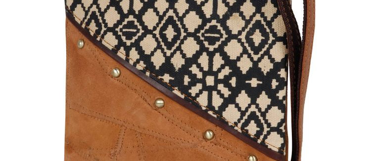 Brisk Varick - Upcycled Genuine Leather