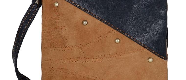 Brisk Madison - Upcycled Genuine Leather