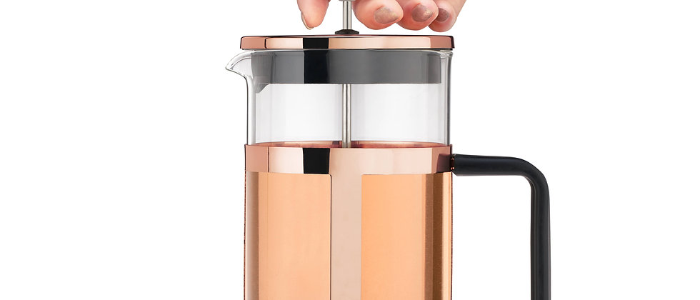 Piper™ Rose Gold Press Pot