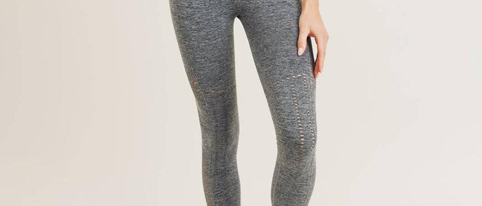 Seamless High-Waist Leggings