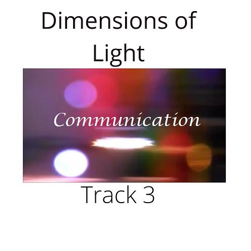 Track 3  'Communication'