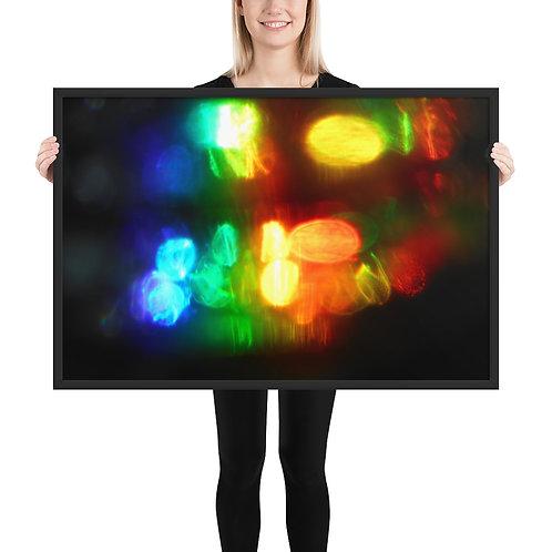 """Framed poster  """"Potentials 2""""  DSCN 1476"""