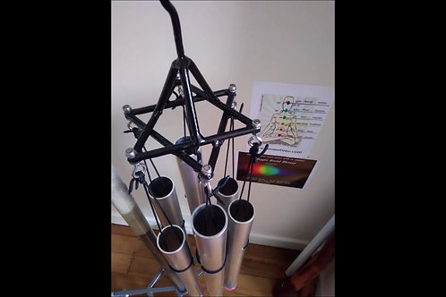 Solfeggio 650 windchime