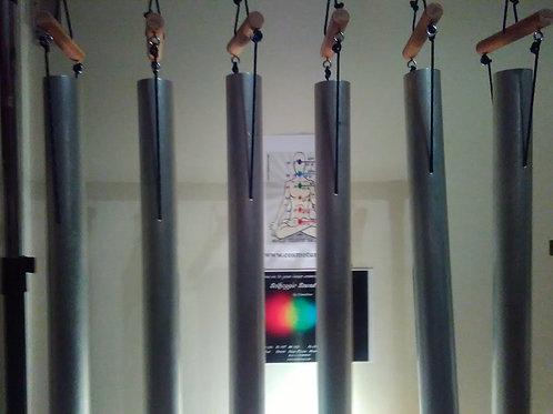 650 Solfeggio Sound Shower