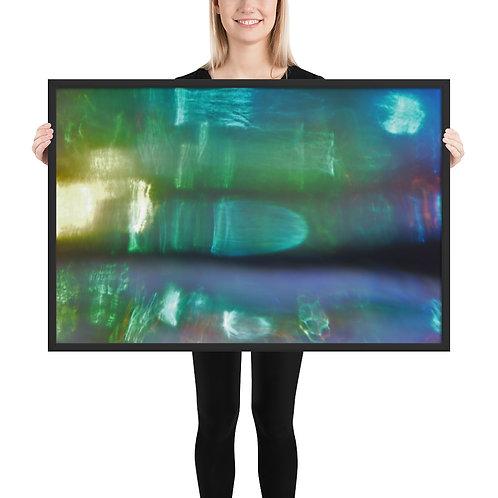 """Framed poster  """"Undine""""   P 1020014"""