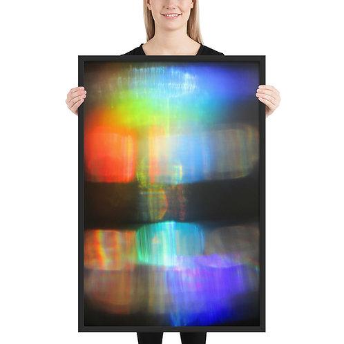 """Framed poster  """"Elements 2""""   IMG 0560"""