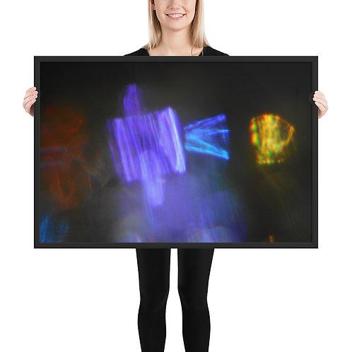 """Framed poster """"Springwater""""   DSCN 1650"""