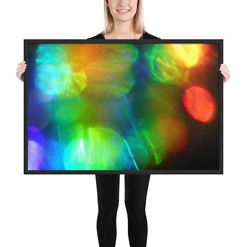 """Framed poster  """"Marina""""  IMG 1478"""