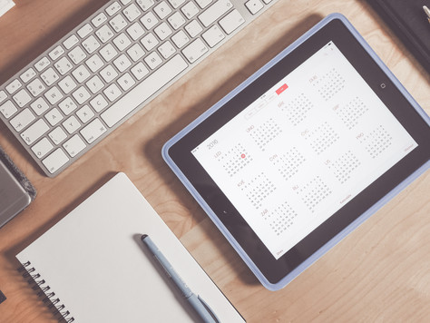 Keeping Your Calendar in Control