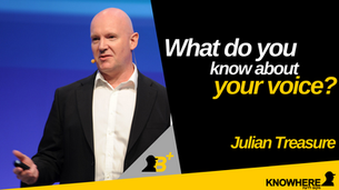 Julian Treasure | What do you know about your voice?