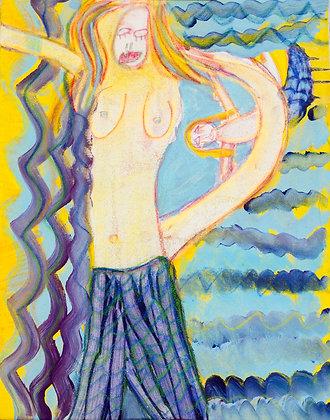 Mermaid & Merchild by Imogen Rogers