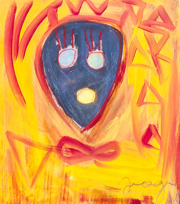 Mask by Imogen Rogers