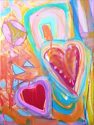 Two Hearts by Imogen Rogers