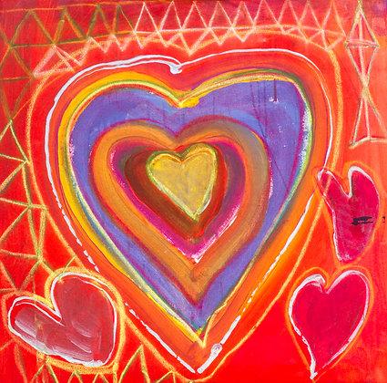 Hearts a Million by Imogen Rogers