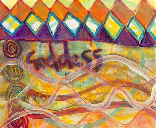Goddess by Imogen Rogers