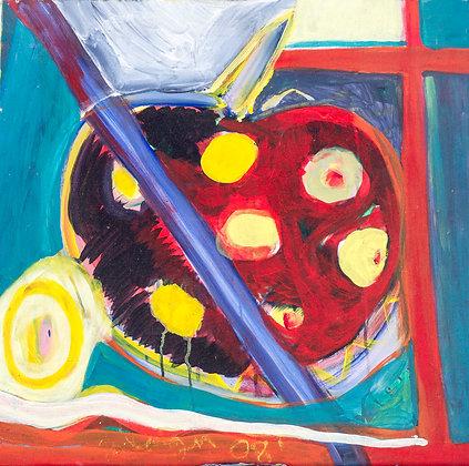 Adam's Apple by Imogen Rogers