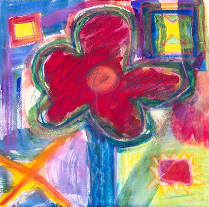 Flower by Imogen Rogers