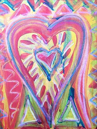 Heart by Imogen Rogers
