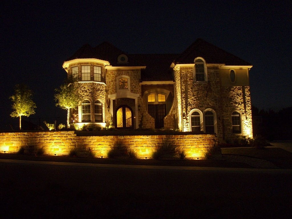 beautiful outdoor lighting. Lux Outdoor Lighting Beautiful