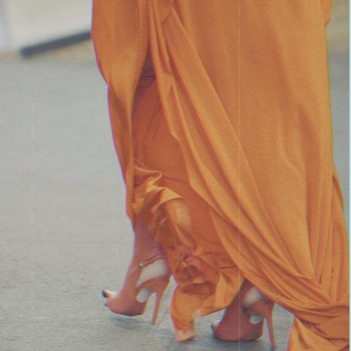 Terezie / I give myself permission to walk my path, 2015