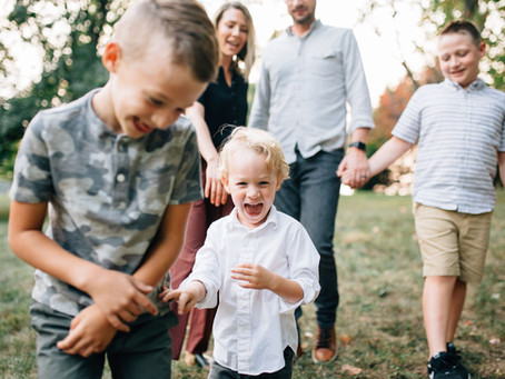 West Lafayette Spring Family Mini Sessions
