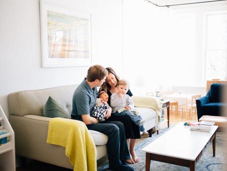 Vincent: A Chicago Newborn Session