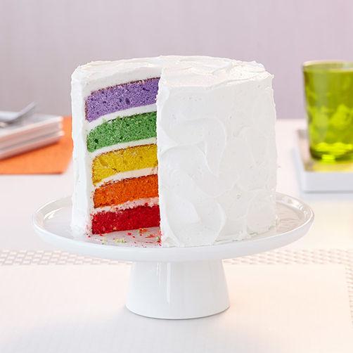 wilton rainbow