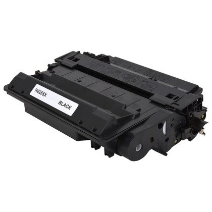 Cartucho Compatível de Toner HP P3015 CE255X (12.5K)