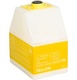 Cartucho Compatível de Toner Ricoh CL7200 Yellow (10K)