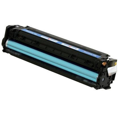 Cartucho Compatível de Toner HP CP1215 CB540/CE320/CF210 Black (1.4K)