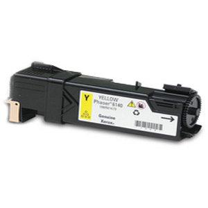 Cartucho Compatível de Toner Xerox Phaser 6140 Yellow (3.4)