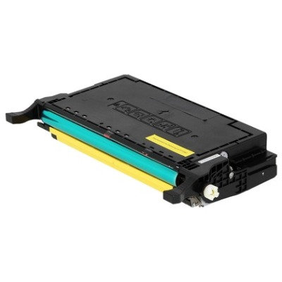 Cartucho Compatível de Toner Samsung K609 CLP707 CLP770 CLP775 Yellow (7K)