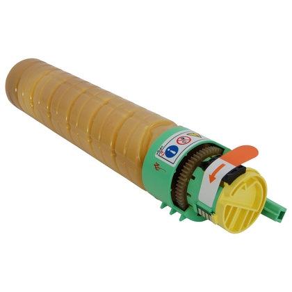 Cartucho Compatível de Toner Ricoh Aficio CL4000DN Yellow (15K)
