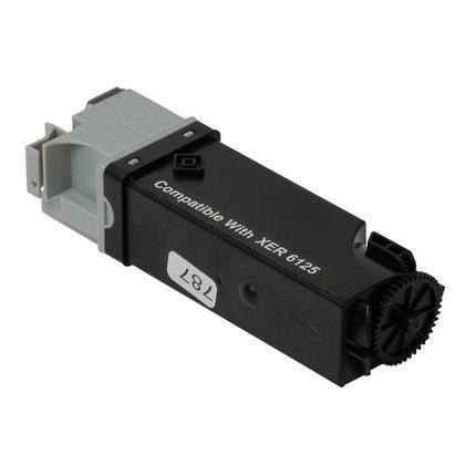 Cartucho Compatível de Toner Xerox Phaser 6125 Black (3.1K)