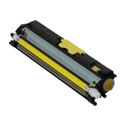 Cartucho de Toner Okidata C110 Yellow (2.5K)