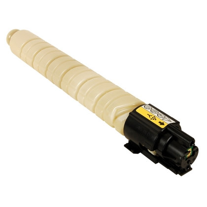 Cartucho Compatível de Toner Toner Ricoh Aficio MP C307 C407 Yellow (6K)