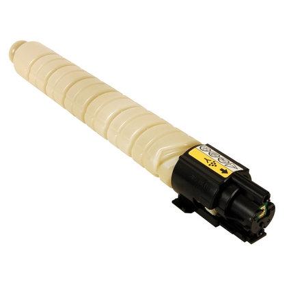Cartucho Compatível de Toner Ricoh Aficio MP C306 C406 Yellow (6K)