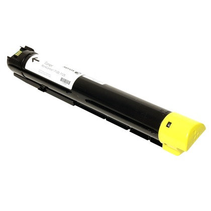 Cartucho Compatível de Toner Xerox WorkCentre 7120 Yellow (15K)