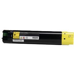 Cartucho Compatível de Toner Xerox Phaser 6700 Yellow (12K)