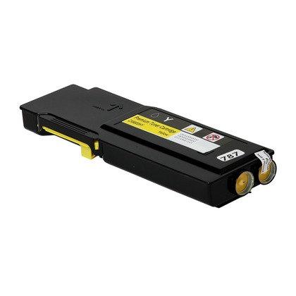 Cartucho Compatível de Toner Xerox Phaser 6600 Yellow (6K)