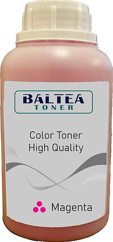 Refil de Toner para uso em Minolta Bizhub C368 + Chip Magenta