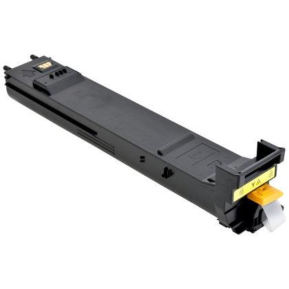 Cartucho Compatível de Toner Konica Minolta Bizhub C20 Yellow (8K)