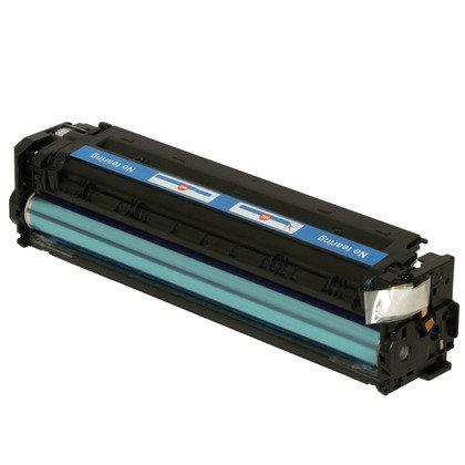 Cartucho Compatível de Toner HP CP1215 CB541/CE321/CF211 Cyan (1.4K)
