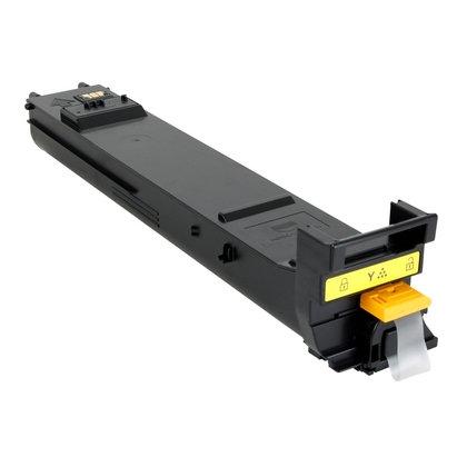 Cartucho Compatível de Toner Konica Minolta Magicolor 4650DN Yellow (8K)