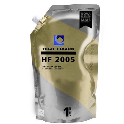 Refil de Toner HP High Fusion (2005)