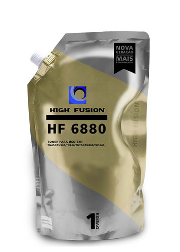 Refil de Toner Brother High Fusion (6880)