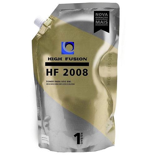 Refil de Toner HP High Fusion (2008)