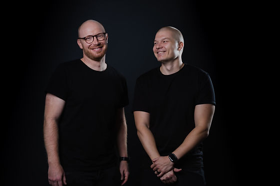 Ränch Tomi Haapala ja Joonas Kylliäinen
